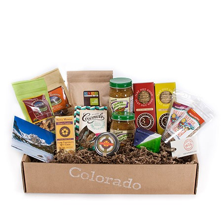 Colorado Gift Baskets (in a box) | Regional Makers